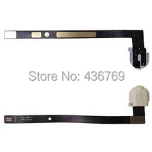 50pcs Audio Jack headphone Flex Cable Ribbon for ipad air for ipad 5 A1474 A1475 A1476 Earphone