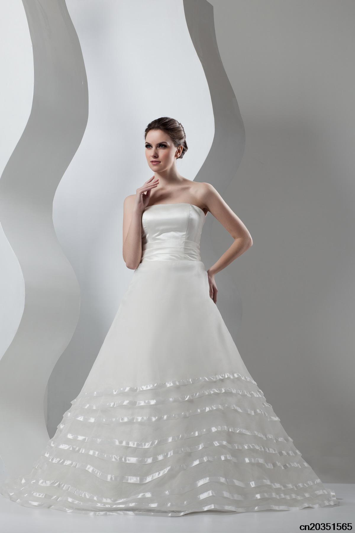 Einkaufs Brautkleider