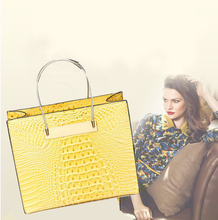 Kanan nouvelle véritable sac en cuir crocodile sac à main fourre - tout bolsos mujer sacs à bandoulière luxe femmes messager sac dames pour femmes K501(China (Mainland))