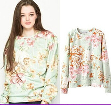 Hot style the original single foreign trade the original rose flower lovers thin fleece wholesale MP155(China (Mainland))