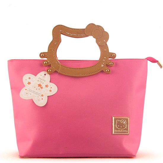 2015 New Famous Luxury Brand Fashion Women Bags Women Hello Kitty Handbag Waterproof Tote Shoulder Bags(China (Mainland))