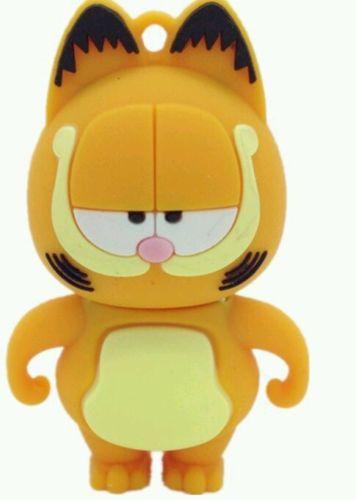 usb 2.0 flash drive cute cartoon Garfield 8gb 16gb 32gb 64gb Pen drive memory card stick disk pendrive gift(China (Mainland))