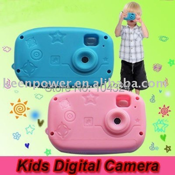 Free shipping,Kids Camera, Kids Digital Camera, Kids Camcorder, 5MP