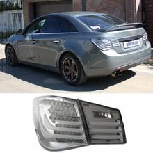 New Rear Lights Kit modification Car styling For Chevrolet Cruze 2009 2010 2011 2012 2013 2014 Blac- type Free shipping (China (Mainland))