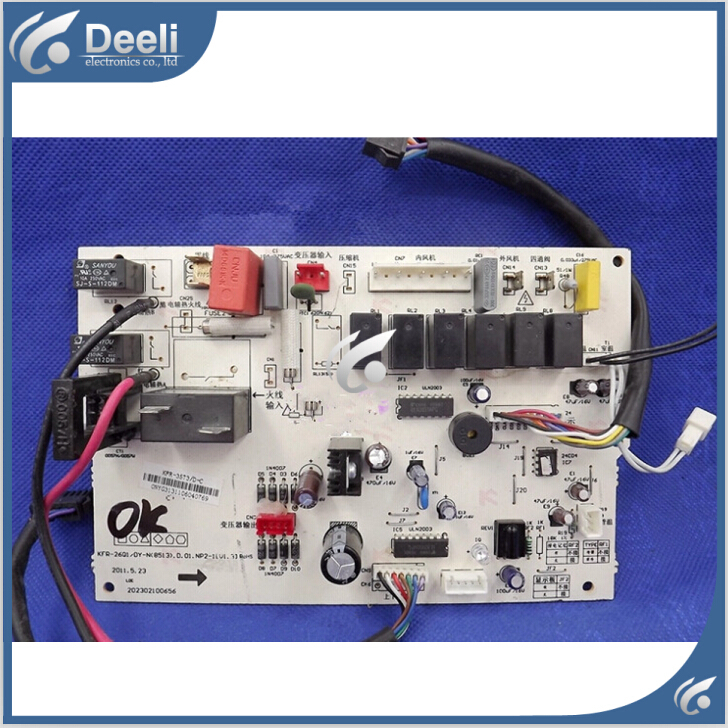 Free shipping 100% tested for air conditioning computer board KFR-35T3-C.D control board on sale<br><br>Aliexpress