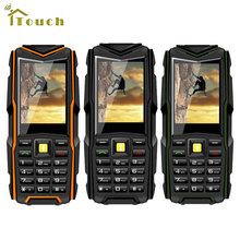 Original VKworld Stone V3 IP67 Waterproof Shockproof Dustproof Mobile Phone Power Bank Long Standby 5200mAh Russian Keyboard(China (Mainland))