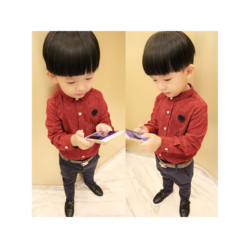 Sd511 spring summer baby font b boy b font clothes font b boy b font shirts
