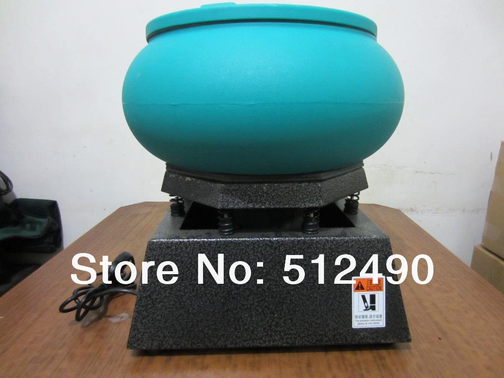 Vibratory Finishing Tumbler, Tumbler Polishing Machine , Jewelry equipments(China (Mainland))