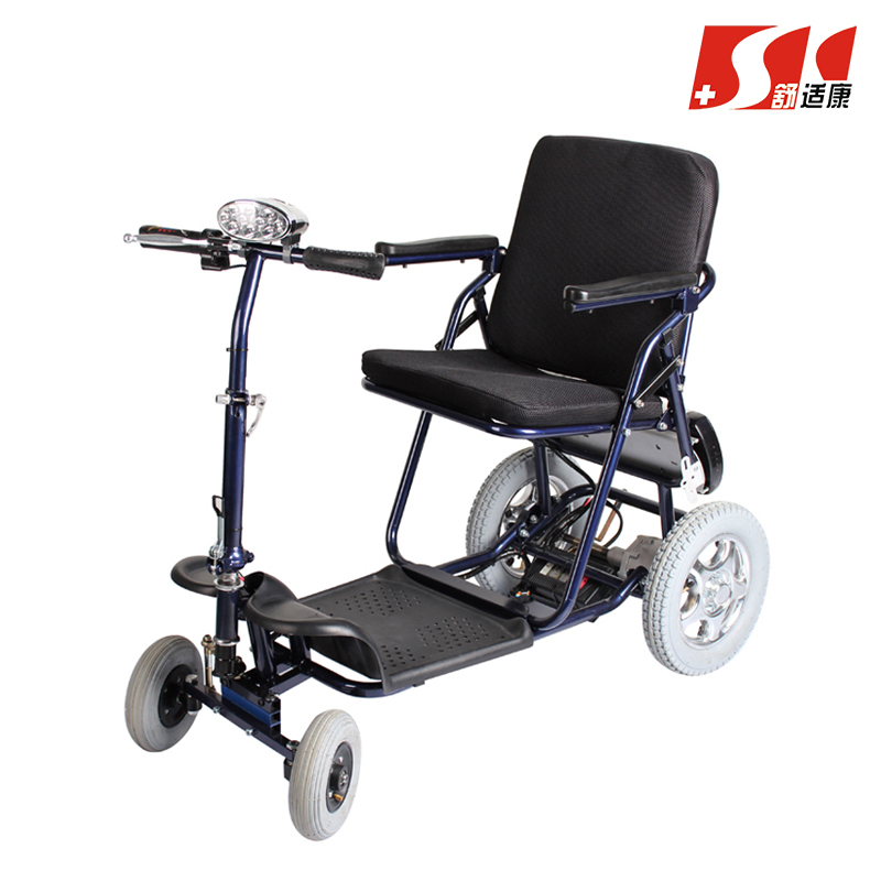 Online buy wholesale electric shopping cart from china for Motorized carts for seniors
