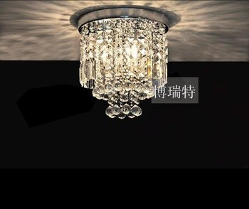 surface mounted led ceiling light led modern crystal ceiling lamp for home contemporary ceiling lamp bedroom crystal lighting