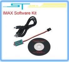 10 pcs IMAX Software kit Charger Monitor PC based program for B6 B6AC B6 Pro B6AC+ balance charger low shipping fee girl gift