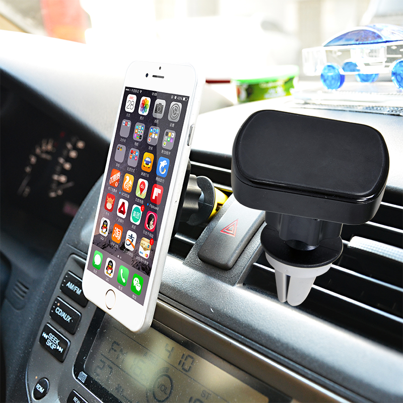 Universal Car Magnetic Air Vent Mount Holder Dock For Iphone Samsung Mobile Cell Phone Ipad mini Tablet GPS Mp4 Mp3 Accessories(China (Mainland))