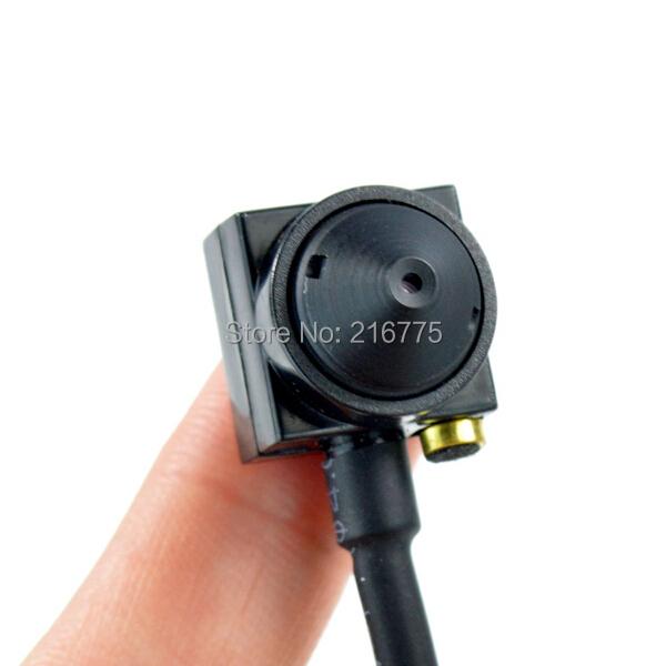 HD Smallest Micro Camera Surveillance Security CCTV Mini 600TVL Audio Wired - Shenzhen Wincam Technology Co. Ltd. store