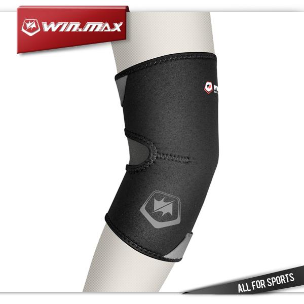 2015 Winmax Neoprene Fitness Exercise Training basketball football Elbow pad support brace(China (Mainland))