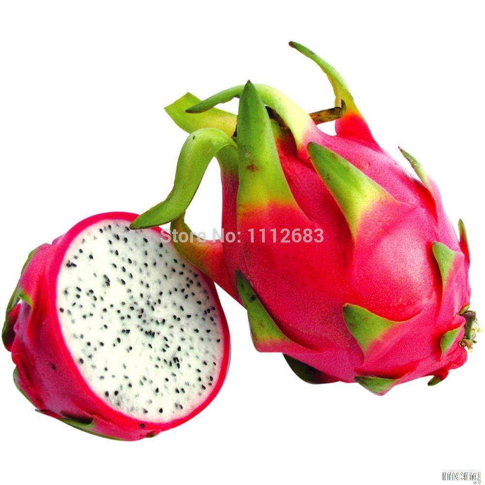 Mix minimum $5 Mix $5 1 original package 15 pieces white dragon fruit seeds DIY , pitaya seeds fruiting(China (Mainland))