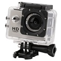 Full HD SJ4000 2 0 inch 1080P 12MP Car Cam Sports DV Action Waterproof Camera