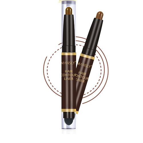 New Makeup Hair Chalks for The Hair Make Up Contour Stick Hair Dye Crayons Styling Brown Temporary Paint Hair Contour Pen(China (Mainland))