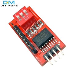 Buy Arduino PCF8574 PCF8574T I/O I2C IIC Port Interface Support Cascading Extended Module Arduino for $1.08 in AliExpress store