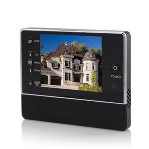 Гаджет  Door Viewers Fashion Designer 3.0 Inch Bright TFT LCD Display Night Vision Digital Peephole Camera With Door Bell None Аппаратные средства