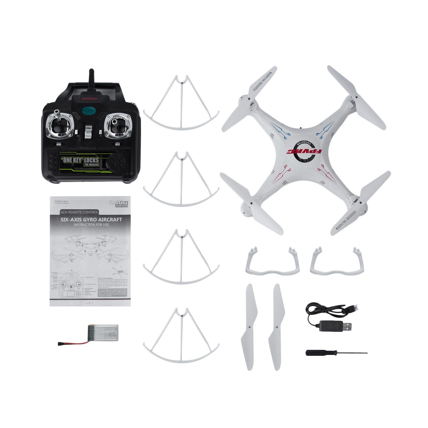 Free Shipping 2 4G 4 Channel HD 4 Axles Quadcopter 360 Degree for FPV RC K5C