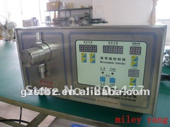 SF-1-1 semiautomatic olive oil bottle filling machine supplier(M)