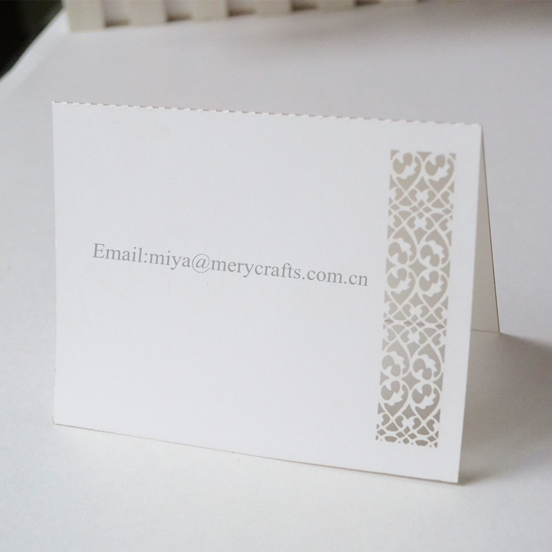 Buy high quality table card wedding place for Table place cards