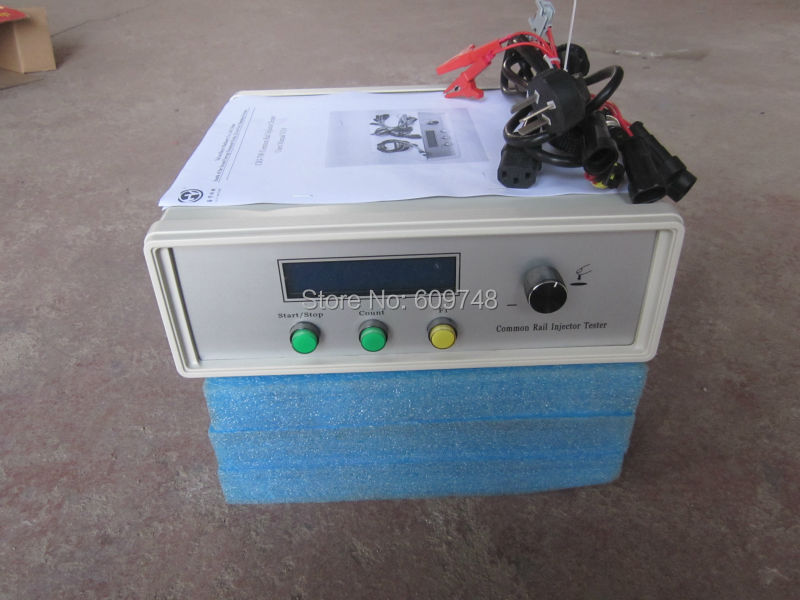 top products,multi function data adjustable common rail injector tester CRI700(China (Mainland))