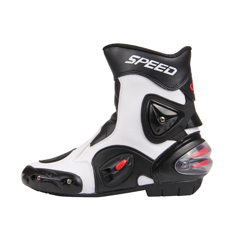 New 2015! PRO-BIKER SPEED BIKERS Men's Motorcycle Racing Shoes