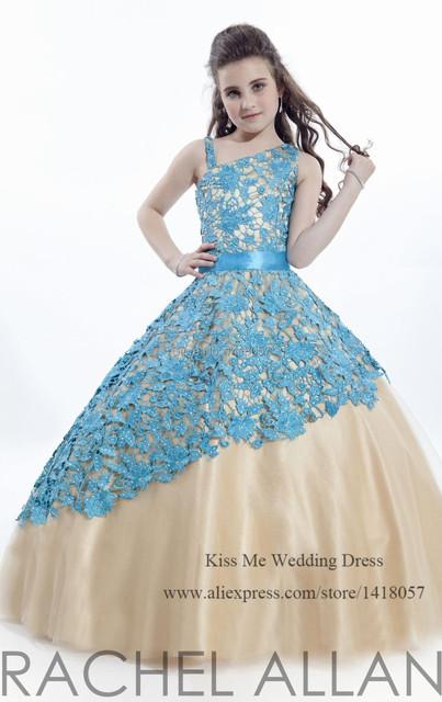 Purple Pageant Dresses