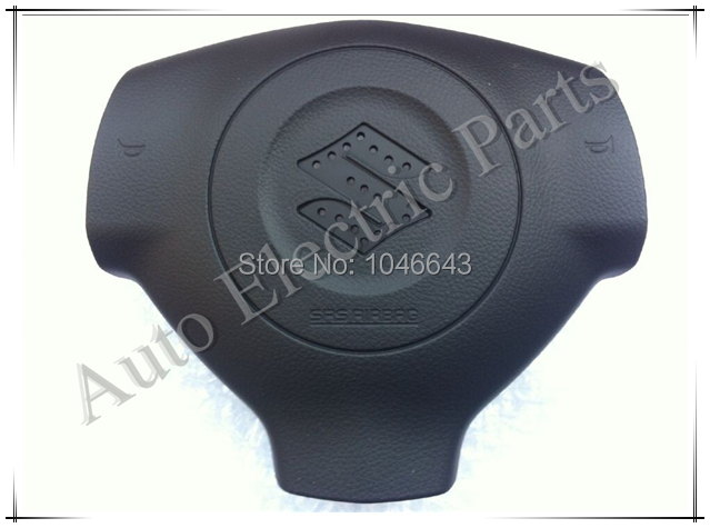SRS Air Bag Cover For Suzuki Swift SX4 Airbag Cover Steering Wheel Emblem Suzuki Logo