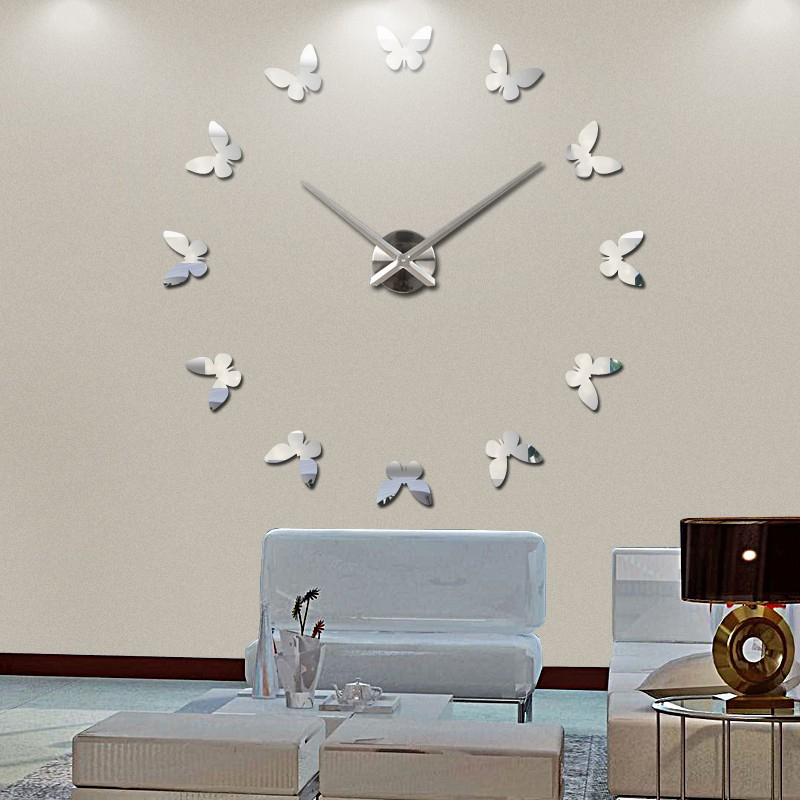 2015 new Quartz wall clock modern design fashion wall