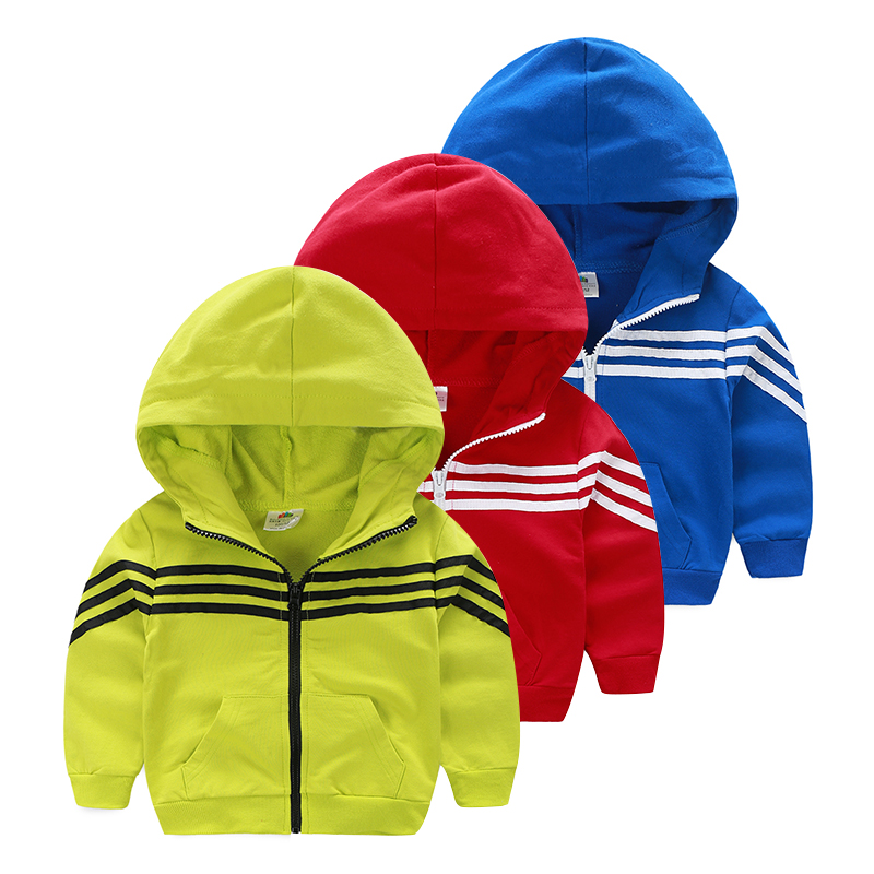 2016new arrival boys coats spring and autumn long sleeve coat striped active boys clothes children clothing kids jacket <br><br>Aliexpress