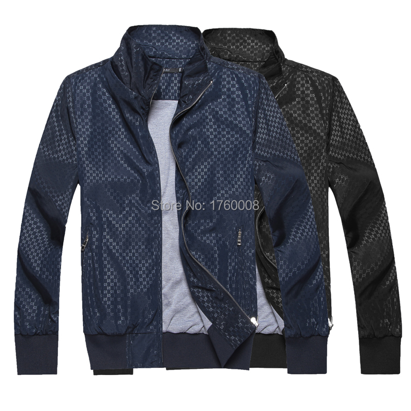 2015 brand jacket O-Neck collar mens business casual spring autumn quality men coat outwear casaco outdoor - The freezing point of clothing store