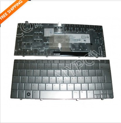 Free shiping brazilian\brazil\br grey colour teclado/keyboard for hp mini 2133 468509-201 made in China(China (Mainland))