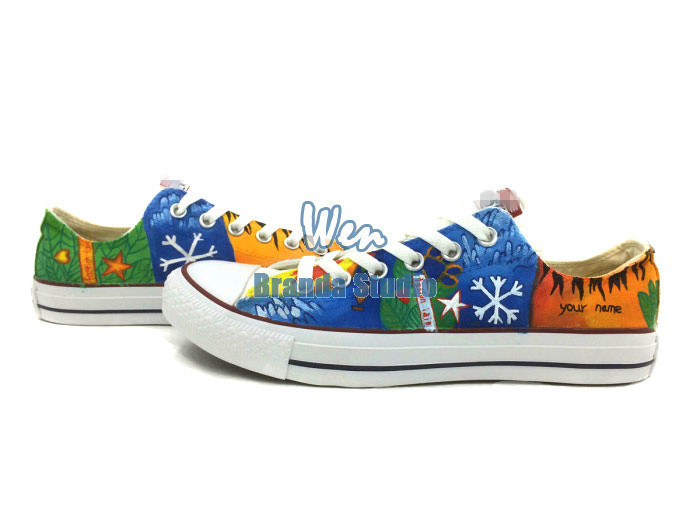 Hot Unisex Canvas Shoes Ed Sheeran Women/Men Sneakers Hand Painted Low Top New 2014 Fashion Canvas Shoes(China (Mainland))