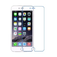 1pcs Ultra Clear Front Transparent LCD HD glossy Screen Protector Screen protective Guard film for iphone 6 Plus 5.5 Inch