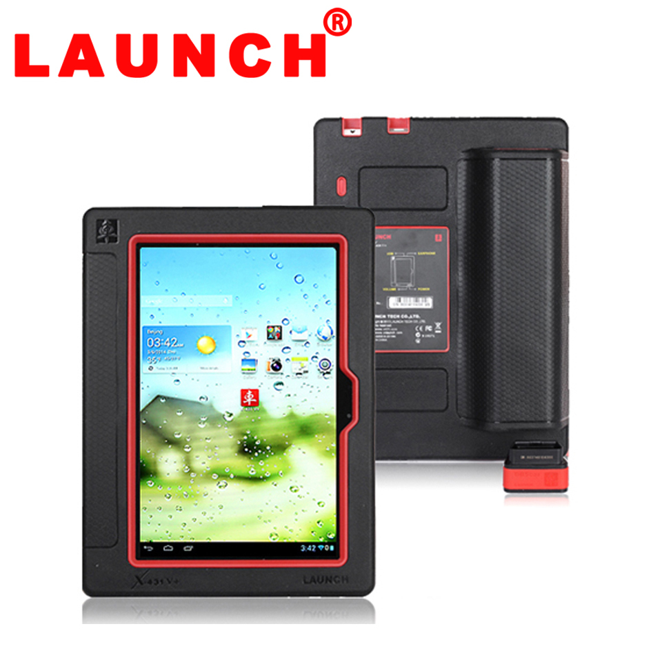 [Authorized Dearler]100% original Launch X431 V+ Wifi Global Version Full System Scanner better than x431 Pro + Gift Printer(China (Mainland))