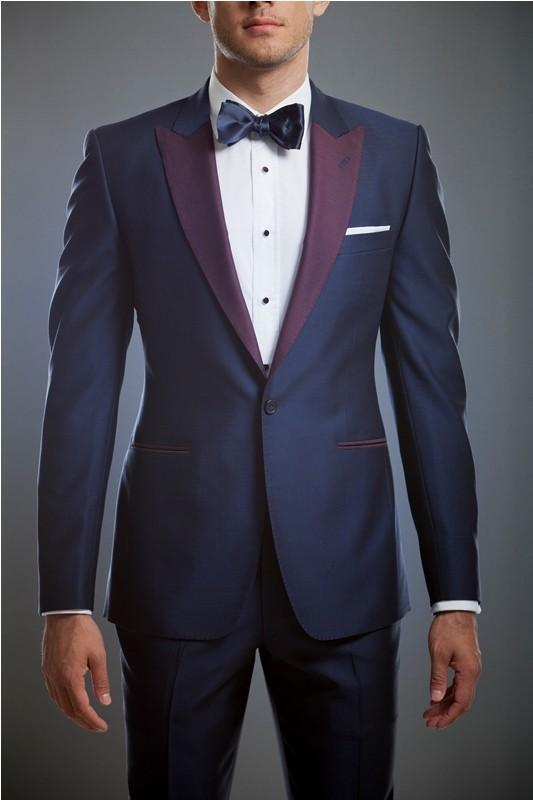Purple Prom Suit - Ocodea.com