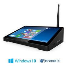 "Buy Stock! Original PIPO X9 2GB+32GB Quad Core Mini PC Smart TV BOX Dual OS Windows 10 & Android 4.4 Intel Z3736F 8.9""Tablet for $138.89 in AliExpress store"