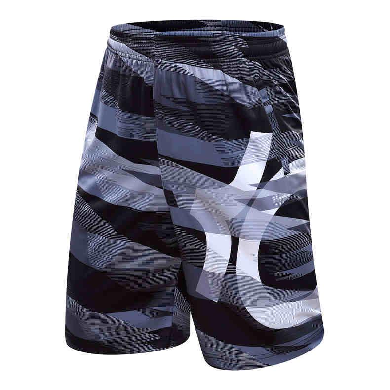brand KD bermudas basketball shorts summer sports knee length elastic camouflage running mens shorts free shipping(China (Mainland))
