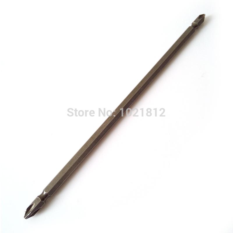 Гаджет  200mm Magnetic Phillips Cross Head Screwdriver Bits S2 Steel 1/4 Inch Diameter None Инструменты
