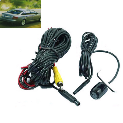 W110Free Shipping Car Parking Reverse Rear View Backup Color Camera 502C Promotion(China (Mainland))