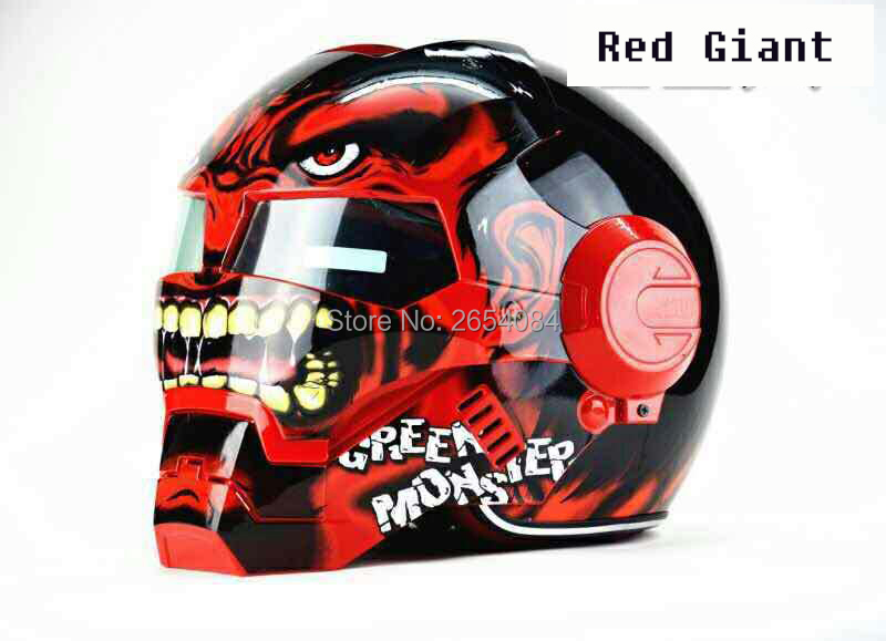 Masei 610 Star Wars Mens womens IRONMAN Iron Man helmet motorcycle helmet half helmet open face helmet casque motocross(China (Mainland))
