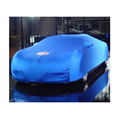 Personality Custom Car Covers For Lada Kalina Indoor Vehicle Show Garage Dustproof Car Clothes