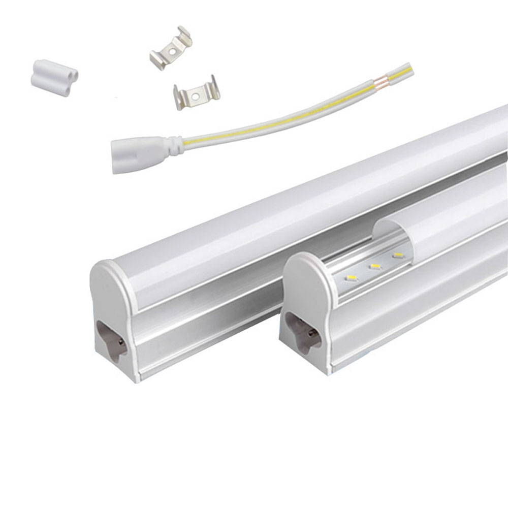 T5 LED Tube Light 300mm 6W 500lm 600mm 10W 900LM LED Light AC85-265V Epistar SMD 2835 CE & ROSH Warm White Cold White LED Lamp(China (Mainland))