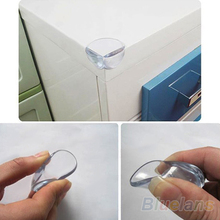 Baby Safety silicone Protector Table Corner Edge Protection Cover Children anticollision Edge Corner Guards 1H1Q