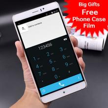 "6 Inches Unlocked 3G Quad Core Smartphone MTK6580 Android 4.4 RAM 512MB ROM 4GB WCDMA Mobile Phone GPS QHD IPS 4800mAh 6"" JKM8(China (Mainland))"