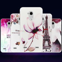 Silicon Case ZTE V7 Lite/ZTE Blade Lite Phone Painting Protector Back Cover Protective Accessories - chinaphone casecute store