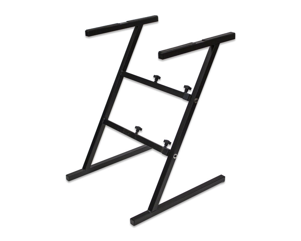 Pro Heavy Duty Folding Z Type Collapsible Keyboard Stand