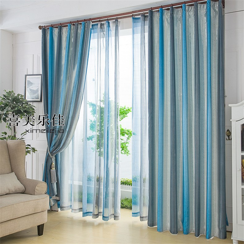 sheer curtains for living room bedroom home decoration in curtains